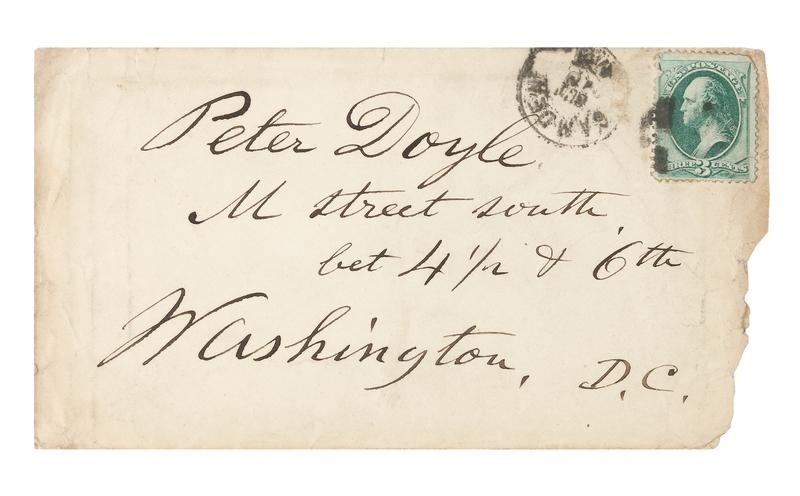 Tane - Peter Doyle envelope _B3V0883.jpg